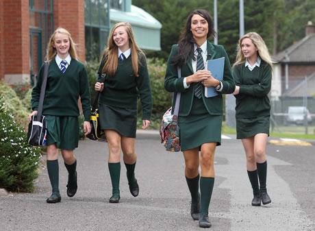 uniforma scolara