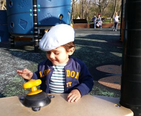 david in parc
