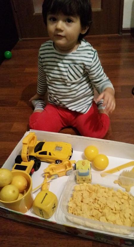culoarea-galben