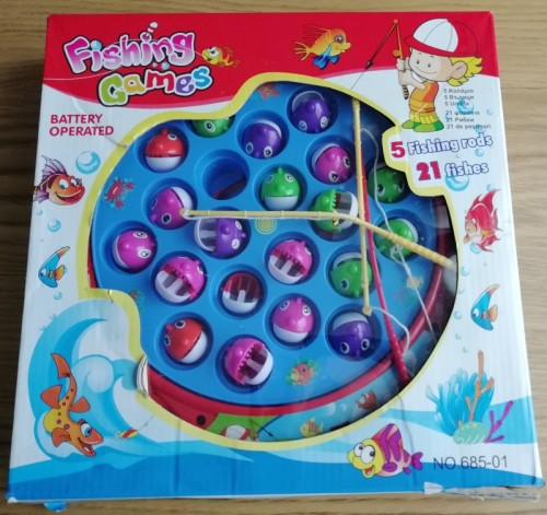 joc fishing game