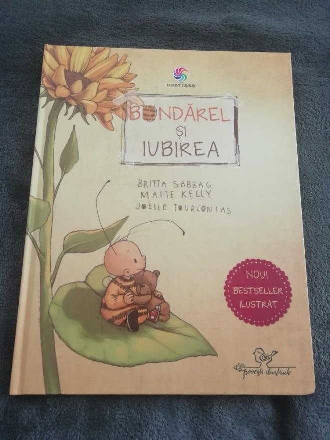 carte bondarel si iubirea