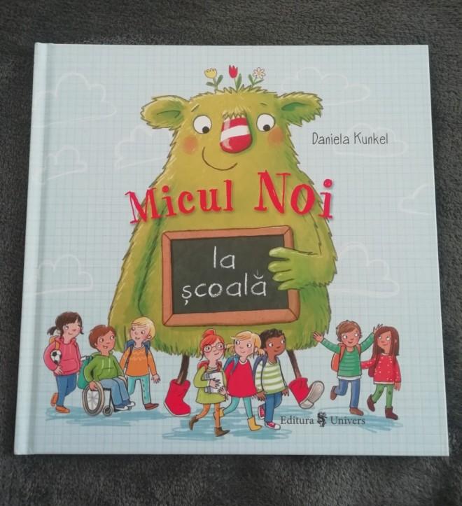 carte micul noi la scoala