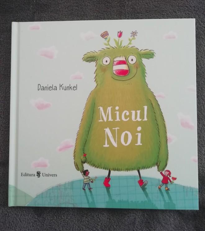 carte micul noi