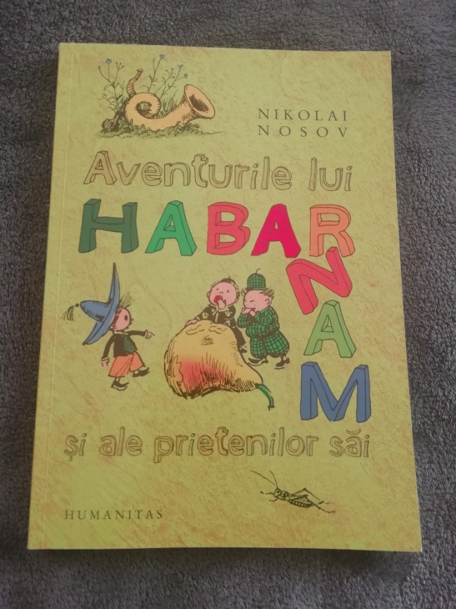 carte povestirile lui habarnam